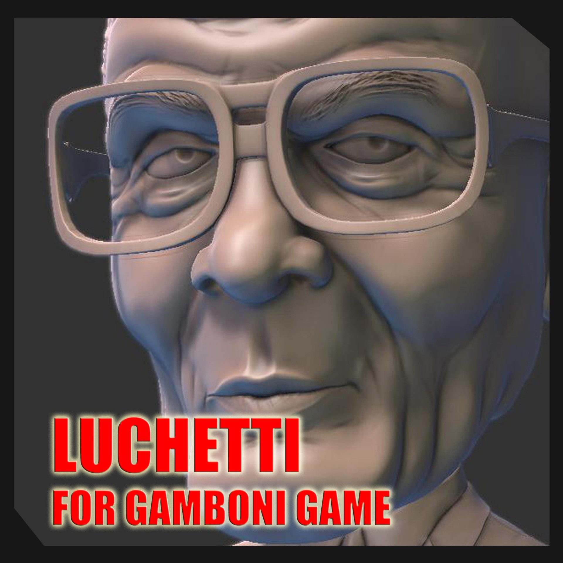 Luchetti for Gamboni Game By Sergio Mengual