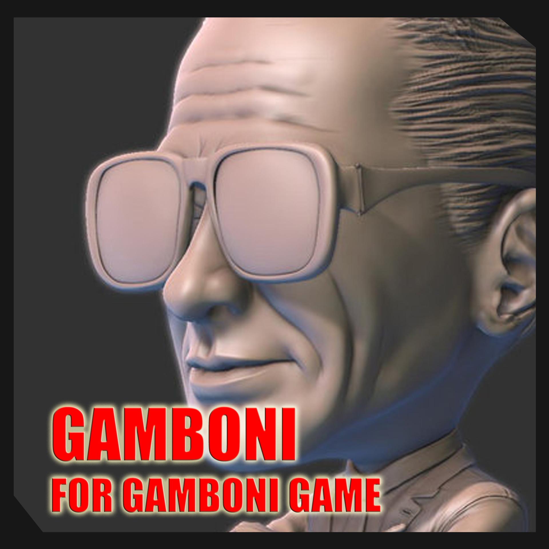 Gamboni for Gamboni Game. By Sergio Mengual