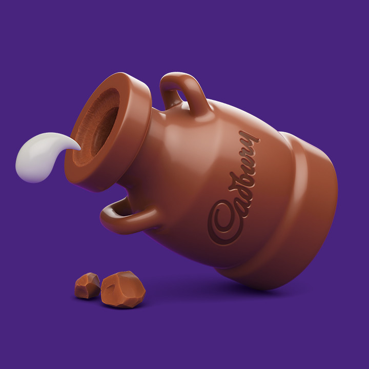 Cadbury Dairy Milk Icons