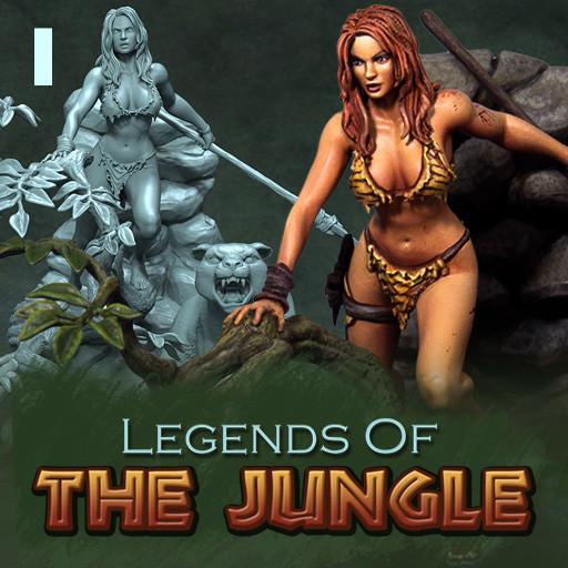 Legends Of The Jungle - Set 1