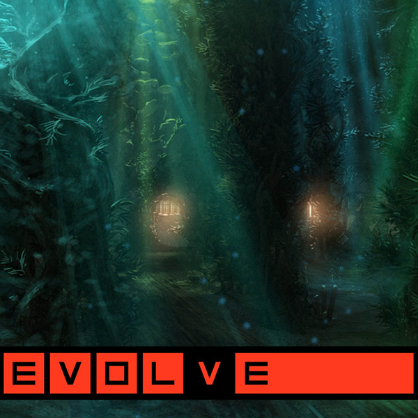 EVOLVE Environment Lighting Paintovers: Forest
