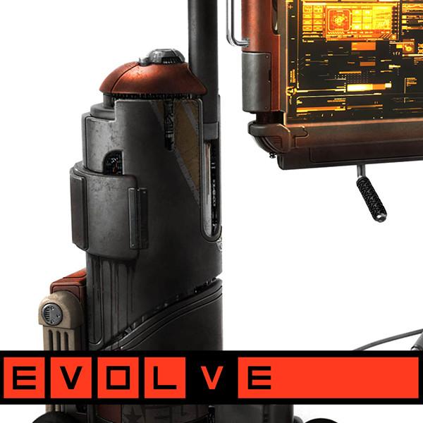 "EVOLVE ""LocoTech"" Prop Concepts: Various"