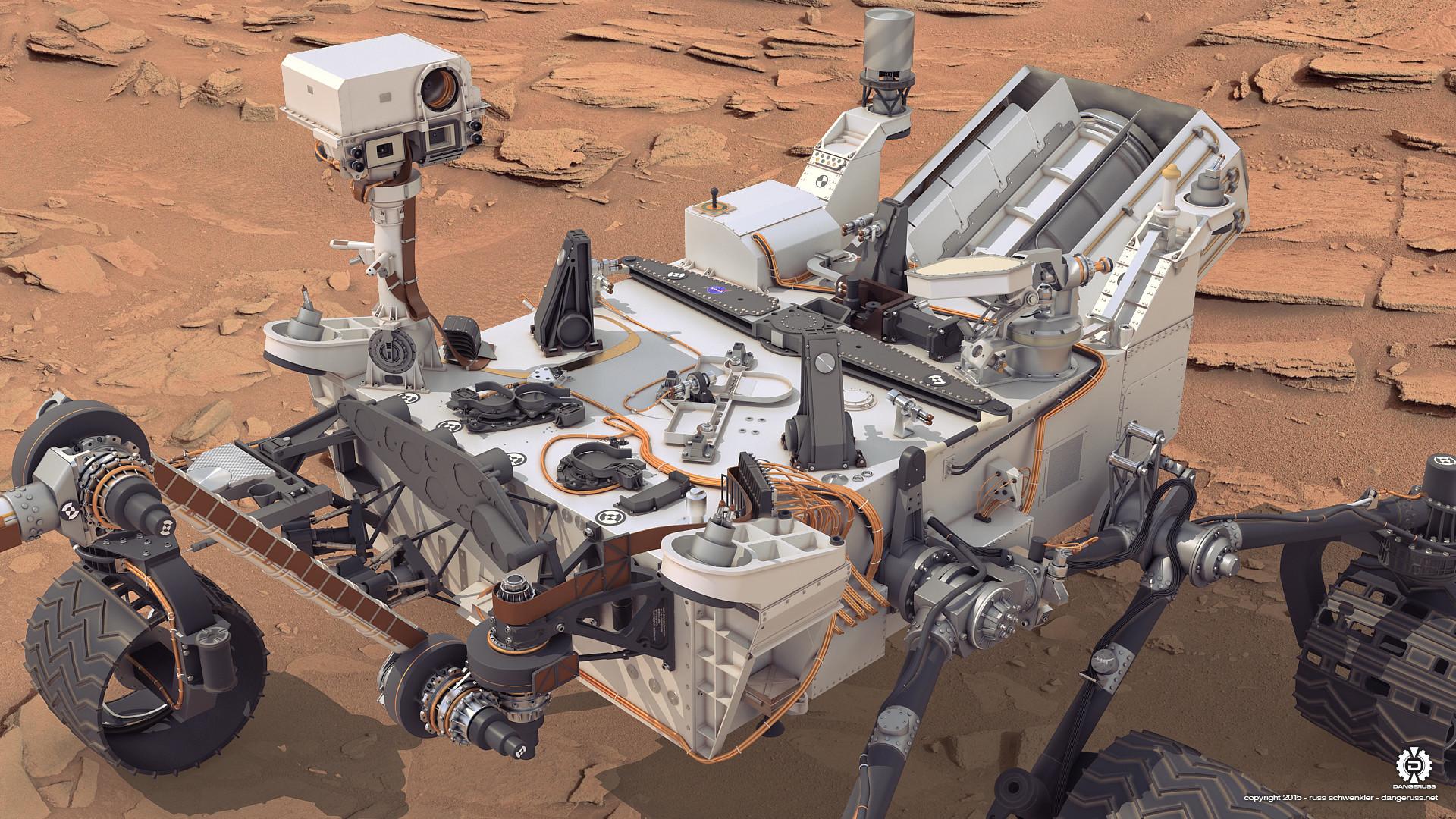 curiosity rover wiki - HD1920×1080