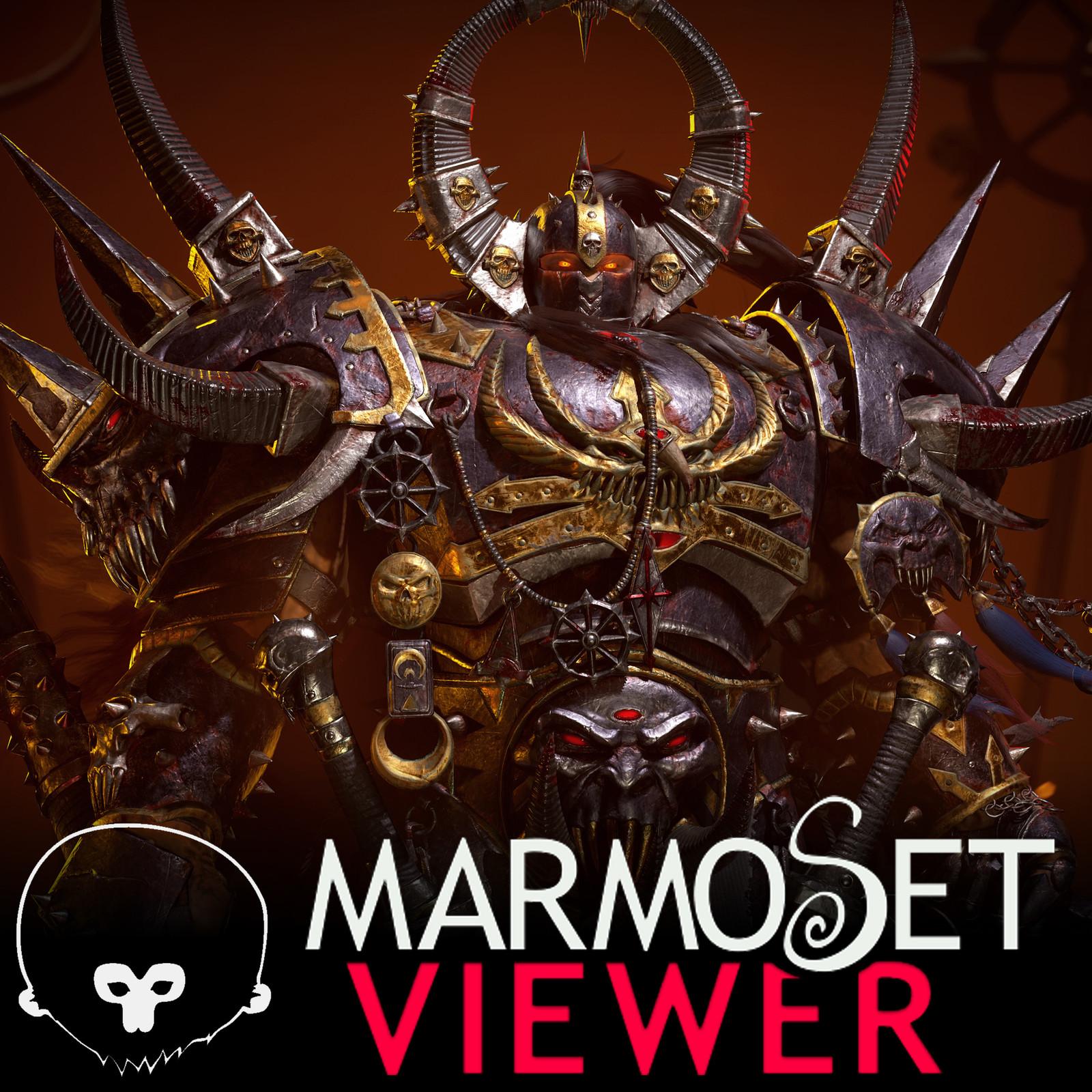Engra Deathsword - Marmoset Viewer