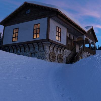 Kostadin ivanov bulgarian hause winter is comming