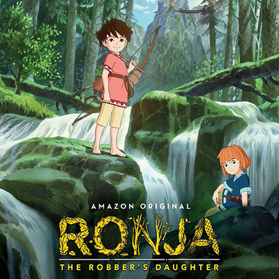 Ronia the Robber's Daughter
