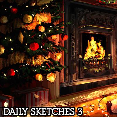 Sketch-a-day December 2016