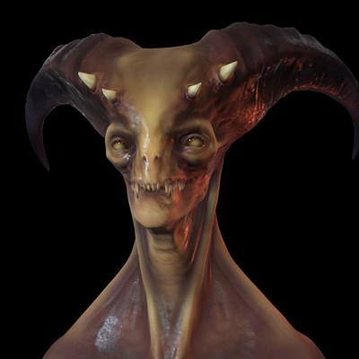 Smiling Demon