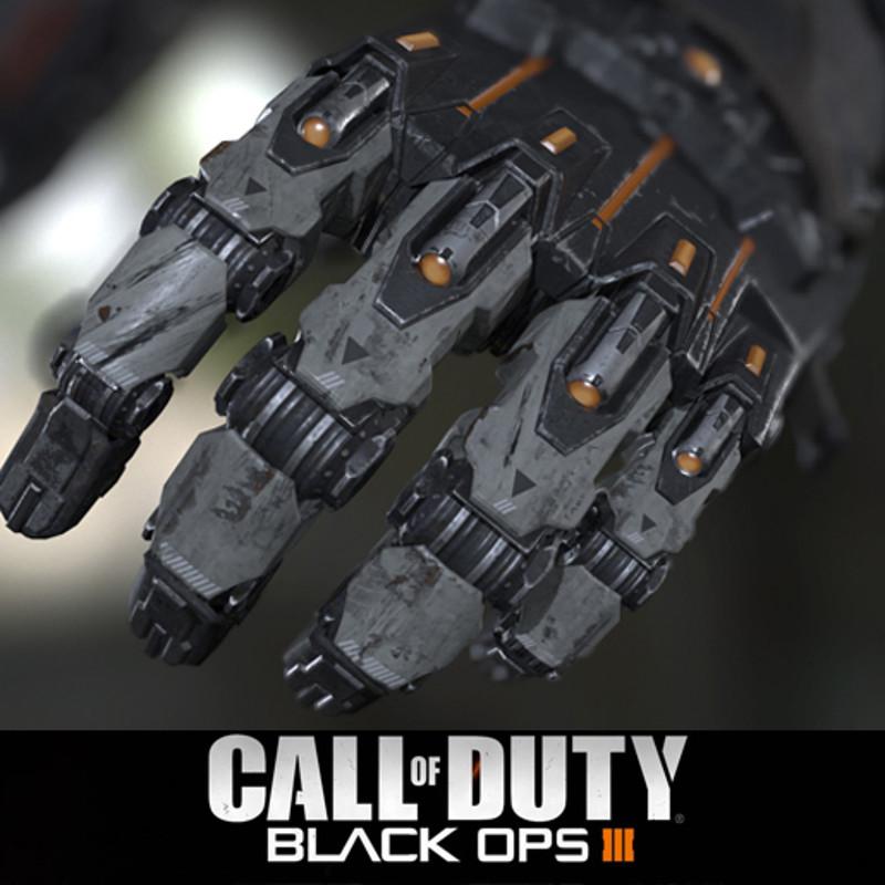 Call of Duty: Black Ops 3 - Robotics