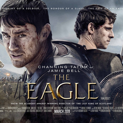 Miklos weigert the eagle uk movie poster 01
