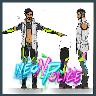 Jeanne price neonpolice02 copy