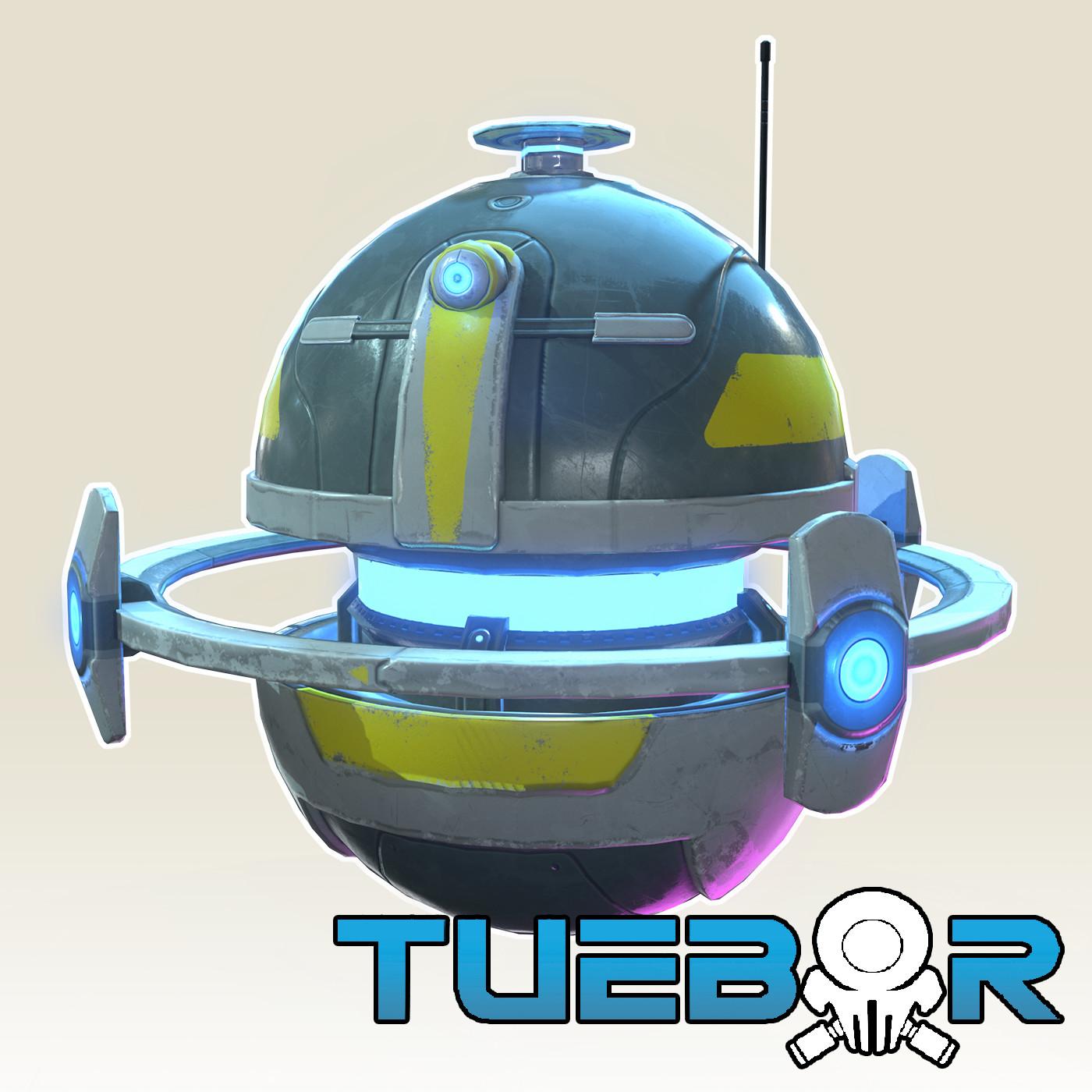 Tuebor - Environment Props