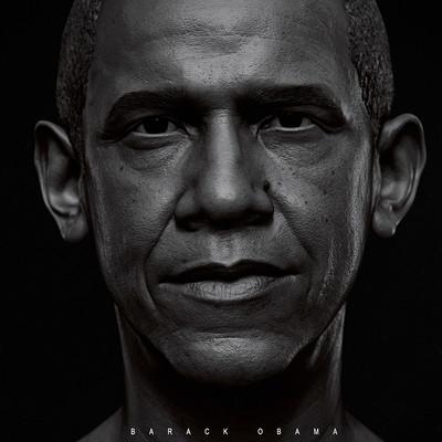 Ljabli salim obama sculpt