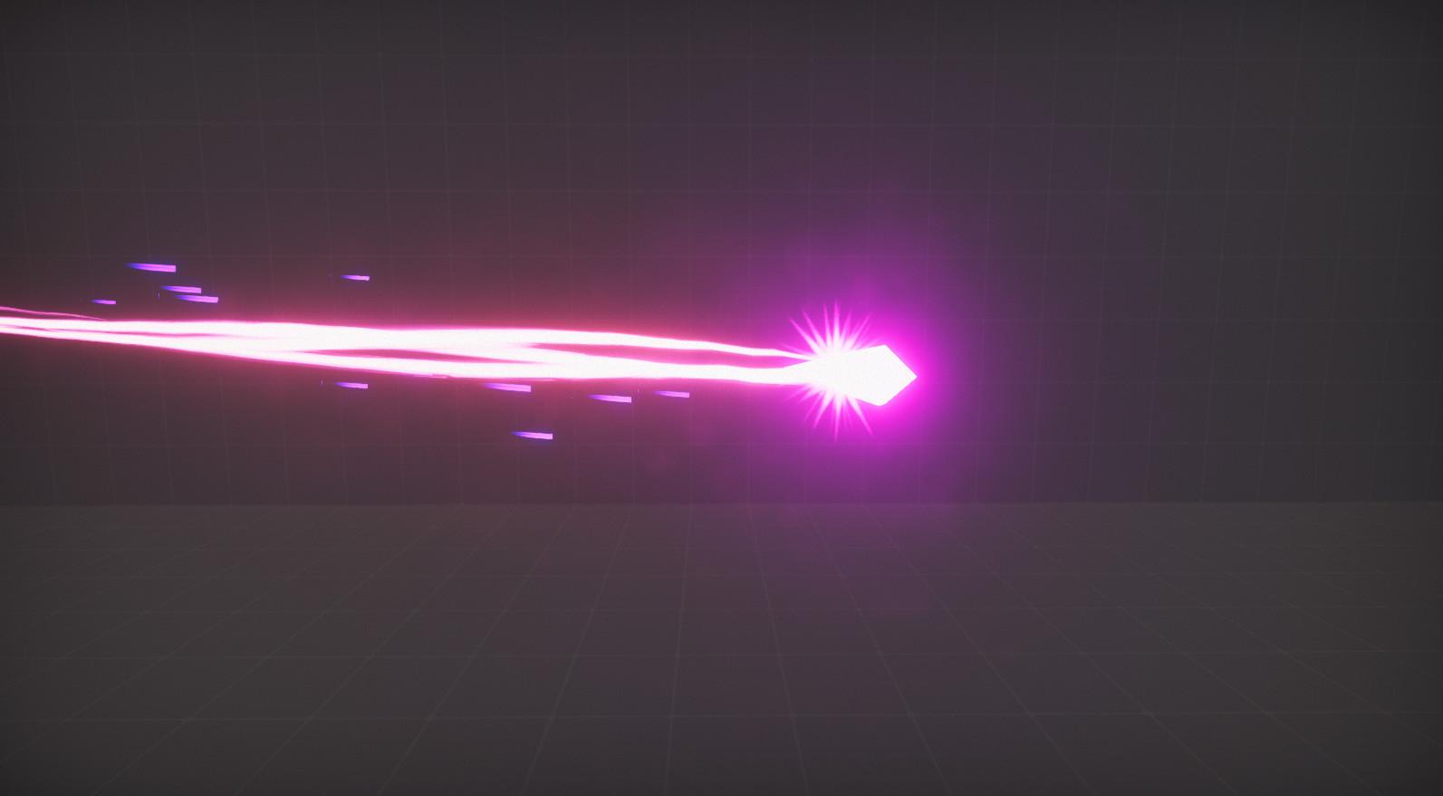 ArtStation - VFX: Magic Missile , Timothy Bermanseder