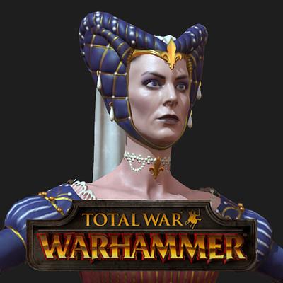 Total War: Warhammer - Prophetess