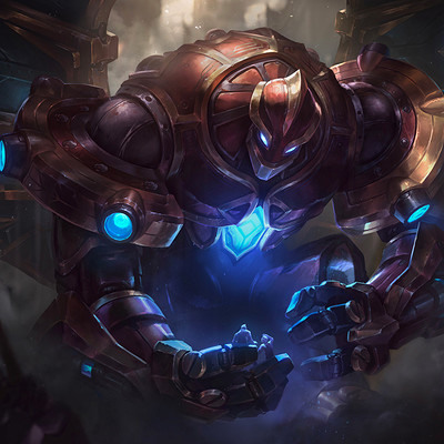 Bo chen hextech galio offical