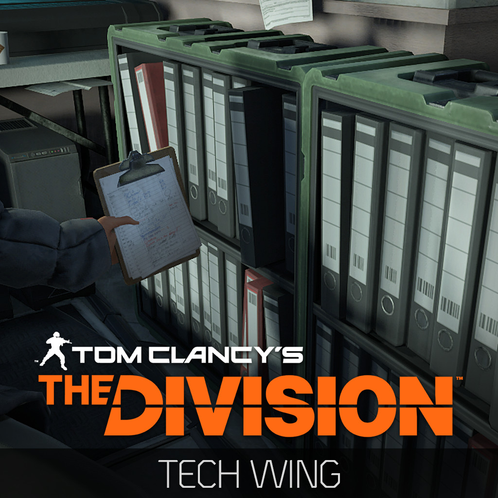 The Division: Tech Wing