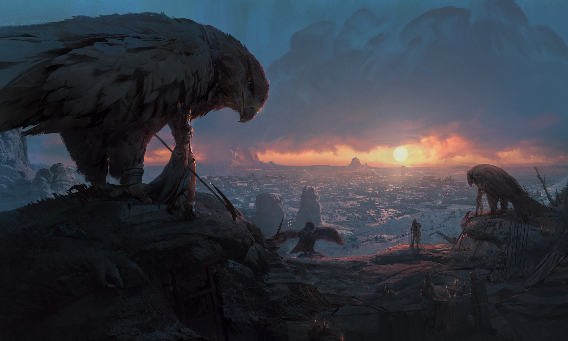 Ancient Civilizations: Lost & Found KeyFrame