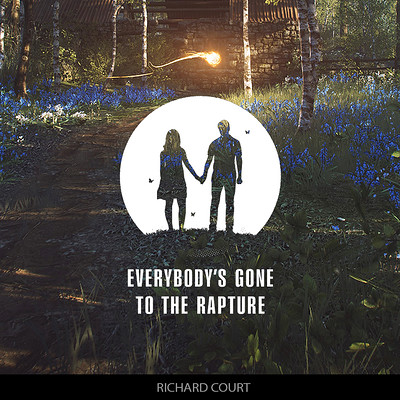 Richard court rapture icon
