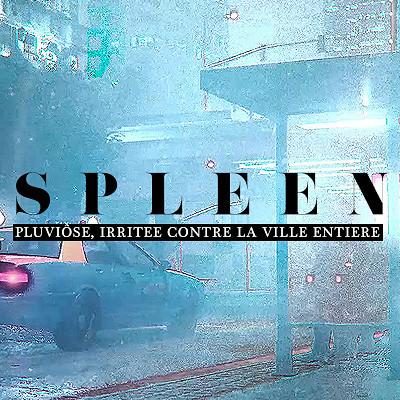 Spleen - Pluviôse, Irritée Contre la Ville Entière