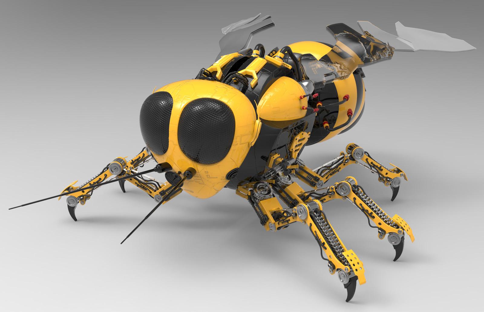 Robo Bee