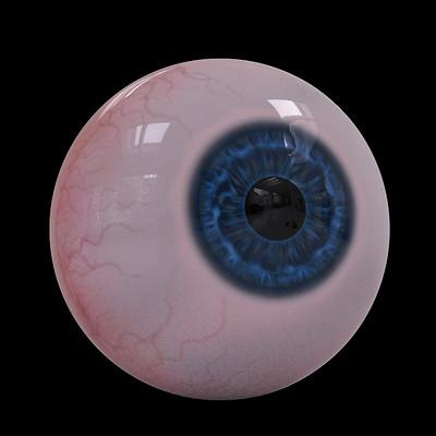 Ruth campion eye2