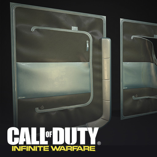 Call of Duty: Infinite Warfare - props