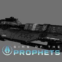ArtStation - Sins of the Prophets: UNSC Spirit of Fire Hero