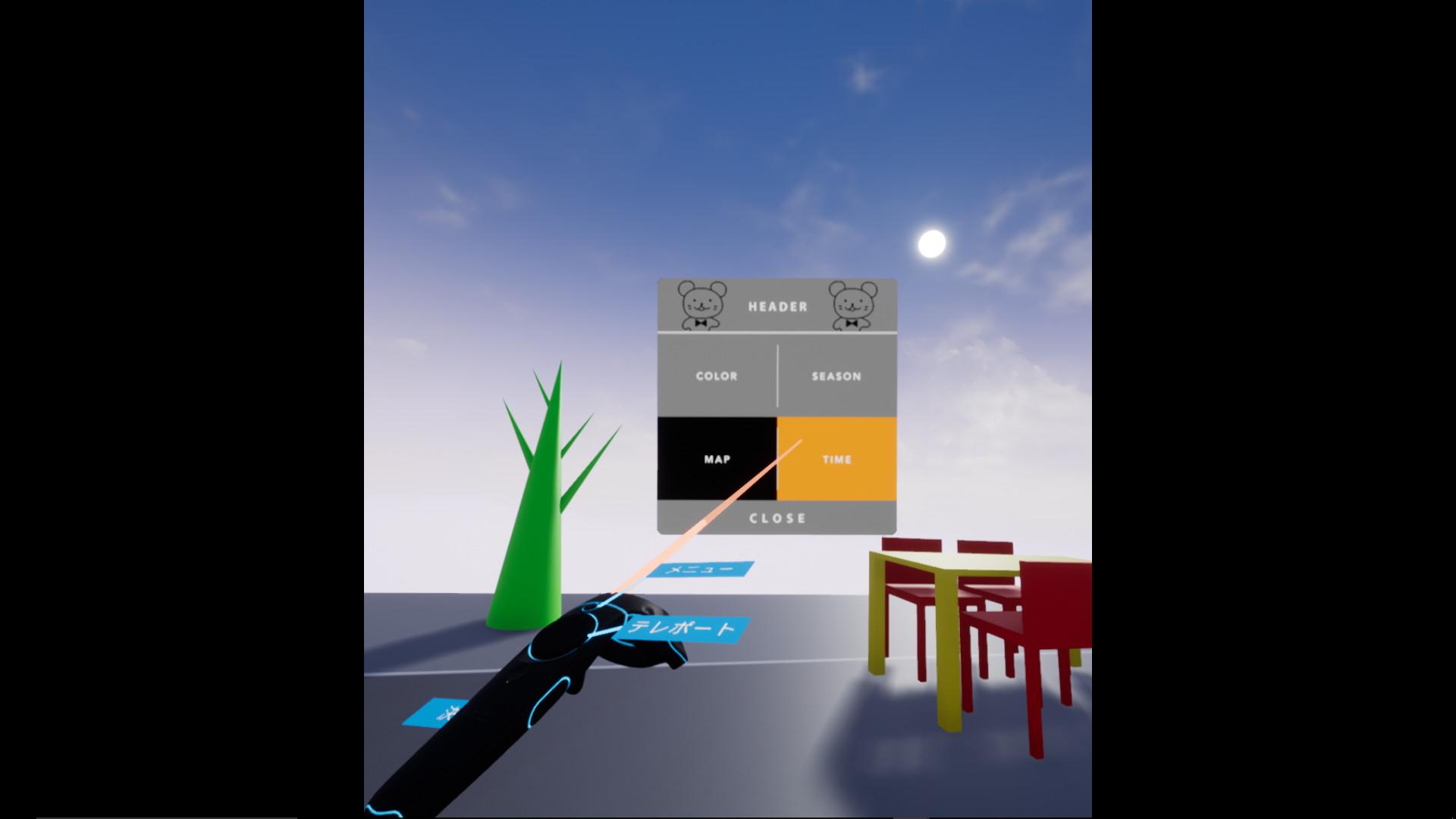 daisuke inoue - Daibond VR UI Template Download free-Unreal