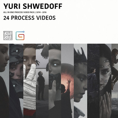 Yuri shwedoff process video pack