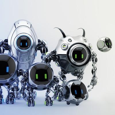 Vladislav ociacia beetle robot family buyourobot thumb