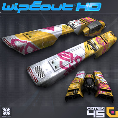 Dean ashley hr wipeout hd goteki square