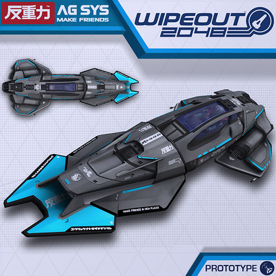 Dean ashley hr wipeout2048 agsystems prototype square