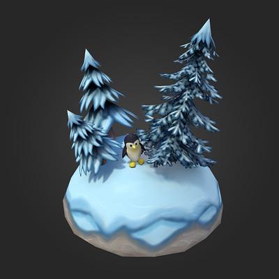 Leon balmes winterisland