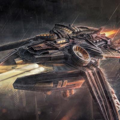 Abraham nethanel s jr abraham starship final recolor lq