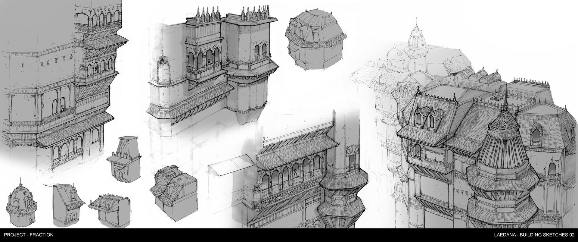 artstation building sketches jonas minnebo