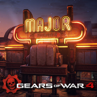 Gears of War 4: DLC Content