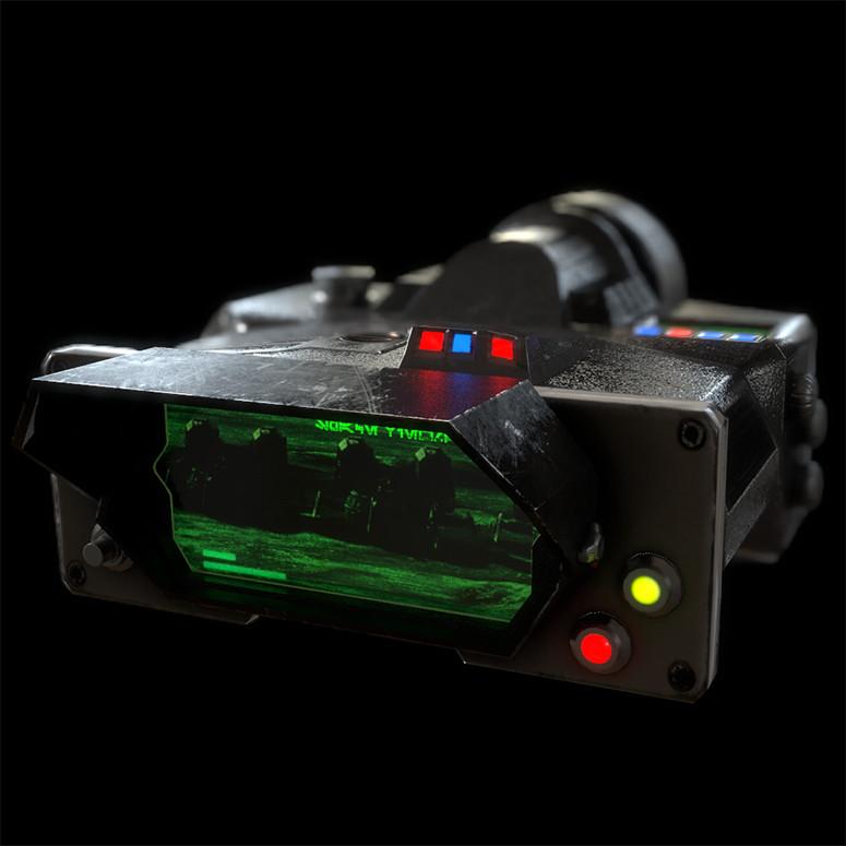 Star Wars: SWTOR Electro Binoculars