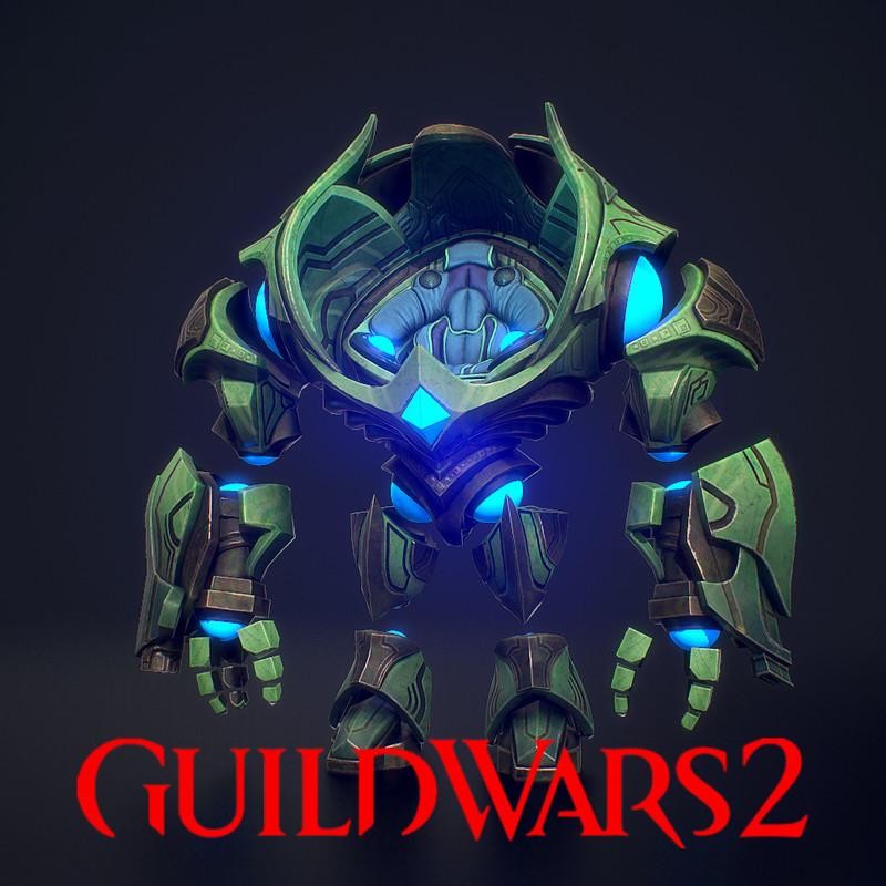 Scruffy 2.0 (Guild Wars 2)