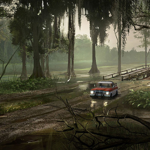 Mafia 3 Bayou Exploration