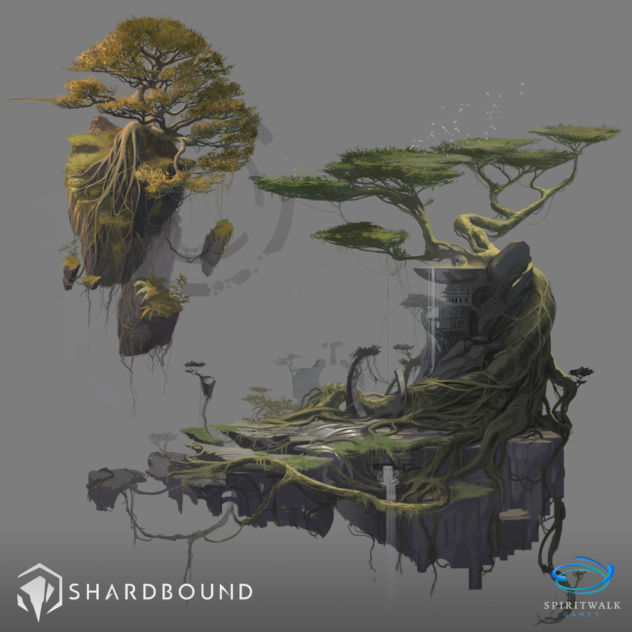 Trees Vis Dev - Shardbound