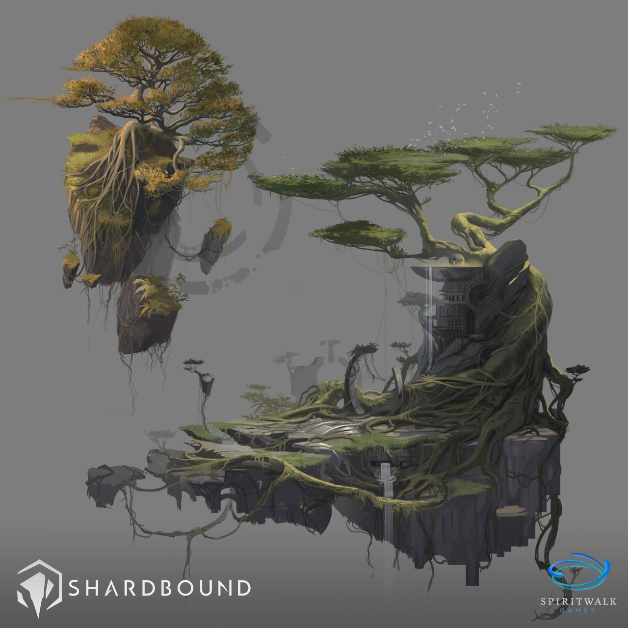 Trees Vis Dev - Shardbound
