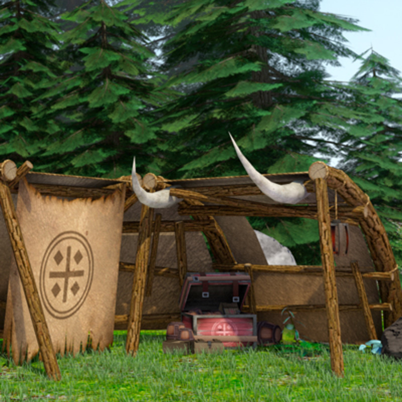 Modular Hut