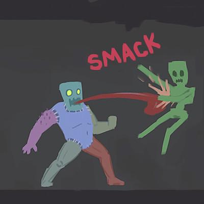 Sam streed zombie2