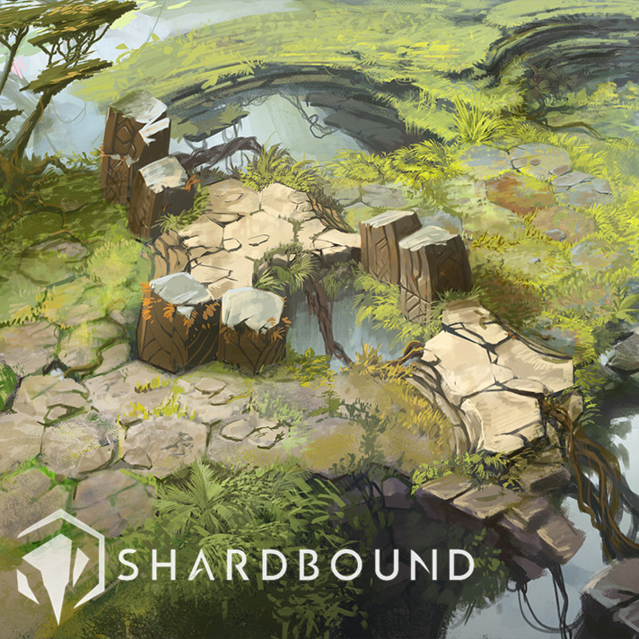 Shardbound - Environment Vis Dev