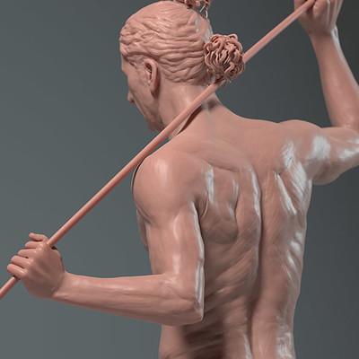 Carl christian gehl anatomystudy fullfigure 3