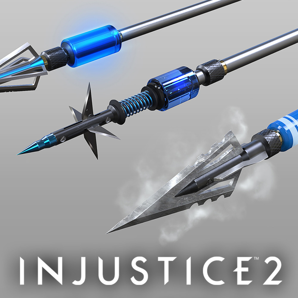 Injustice 2 // Green Arrow's Arrows