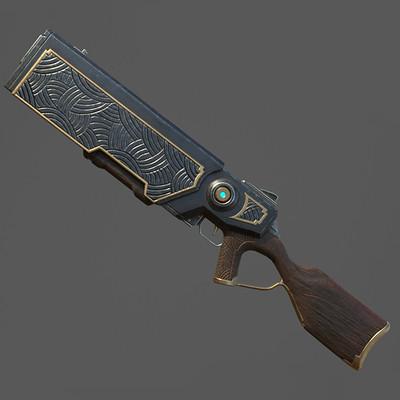 Tim kaminski gun