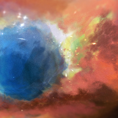 Teri grimm nebula