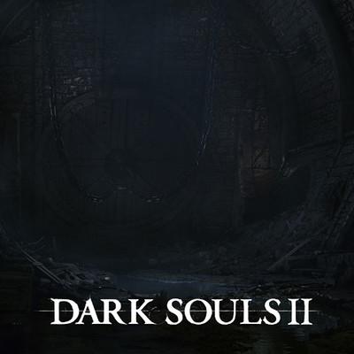 Andrew averkin dark souls 2 logo